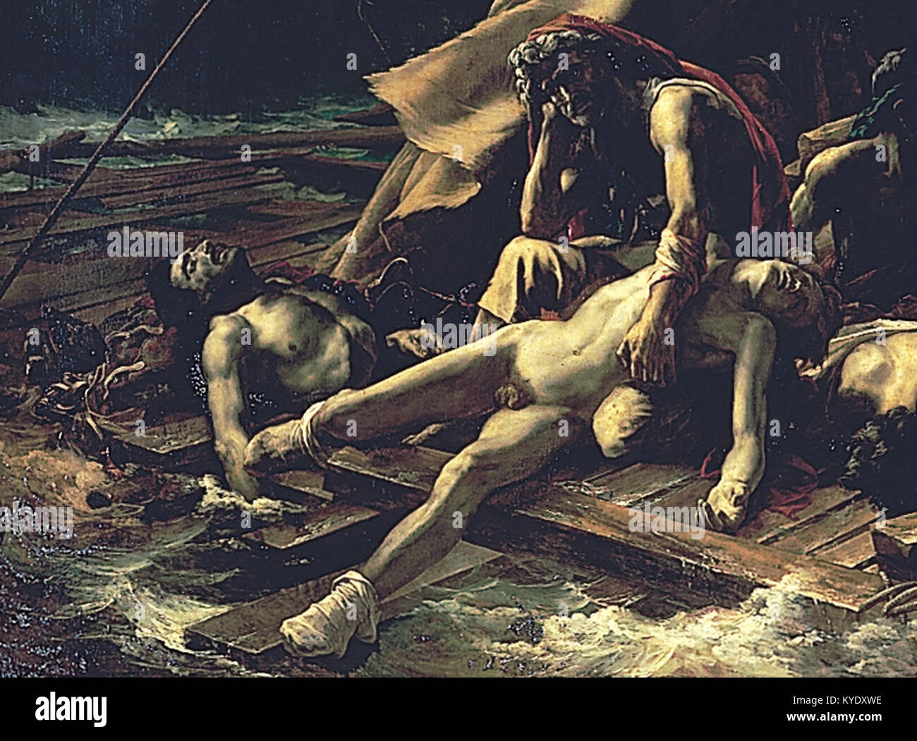 a brief history of theodore gericaults raft of the medusa painting The raft of the medusa (1818-1819) by theodore gericault image credit: wikipedia.