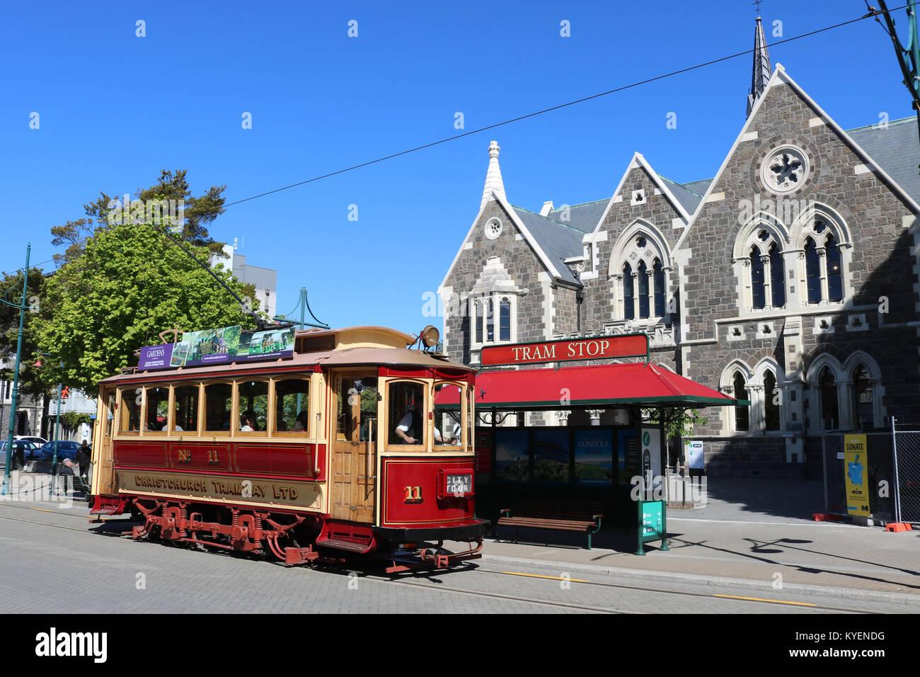 Worcester Street Car Park Christchurch