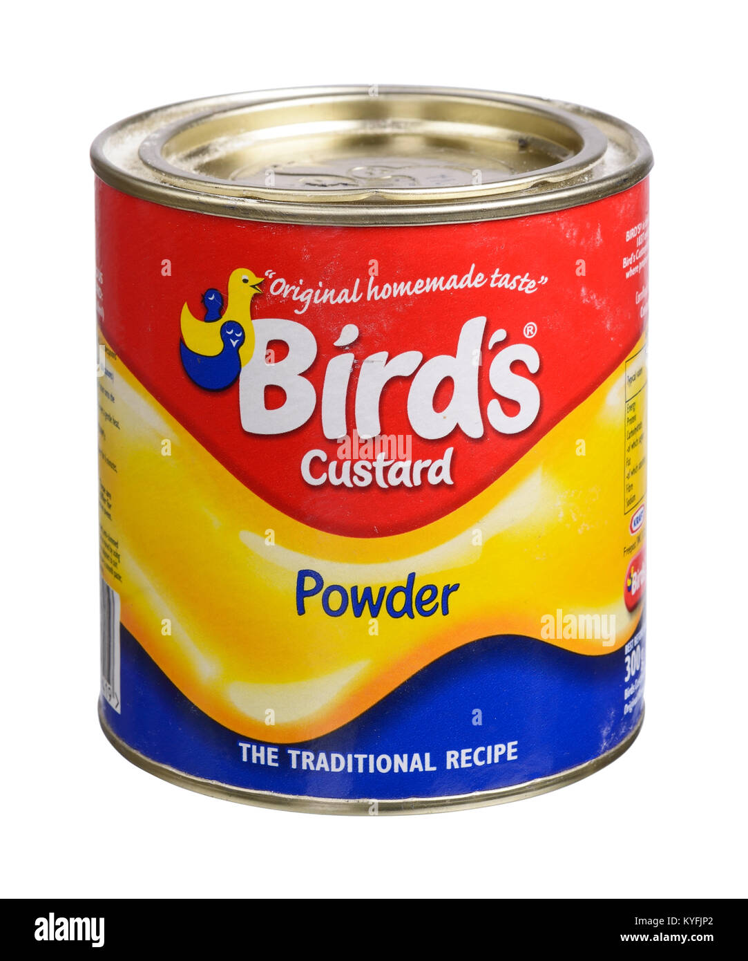 birds custard powder how to make