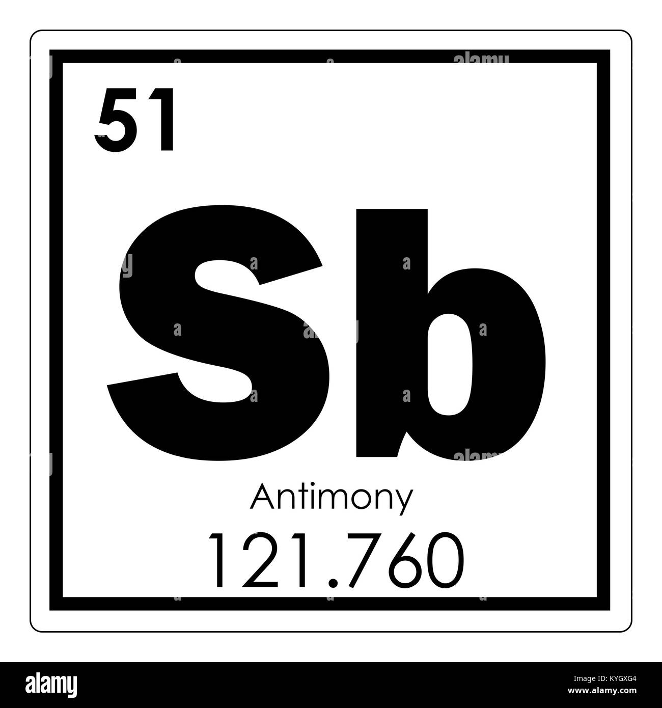 Periodic table symbol sb choice image periodic table and sample antimony chemical element periodic table science symbol stock photo antimony chemical element periodic table science symbol urtaz Gallery