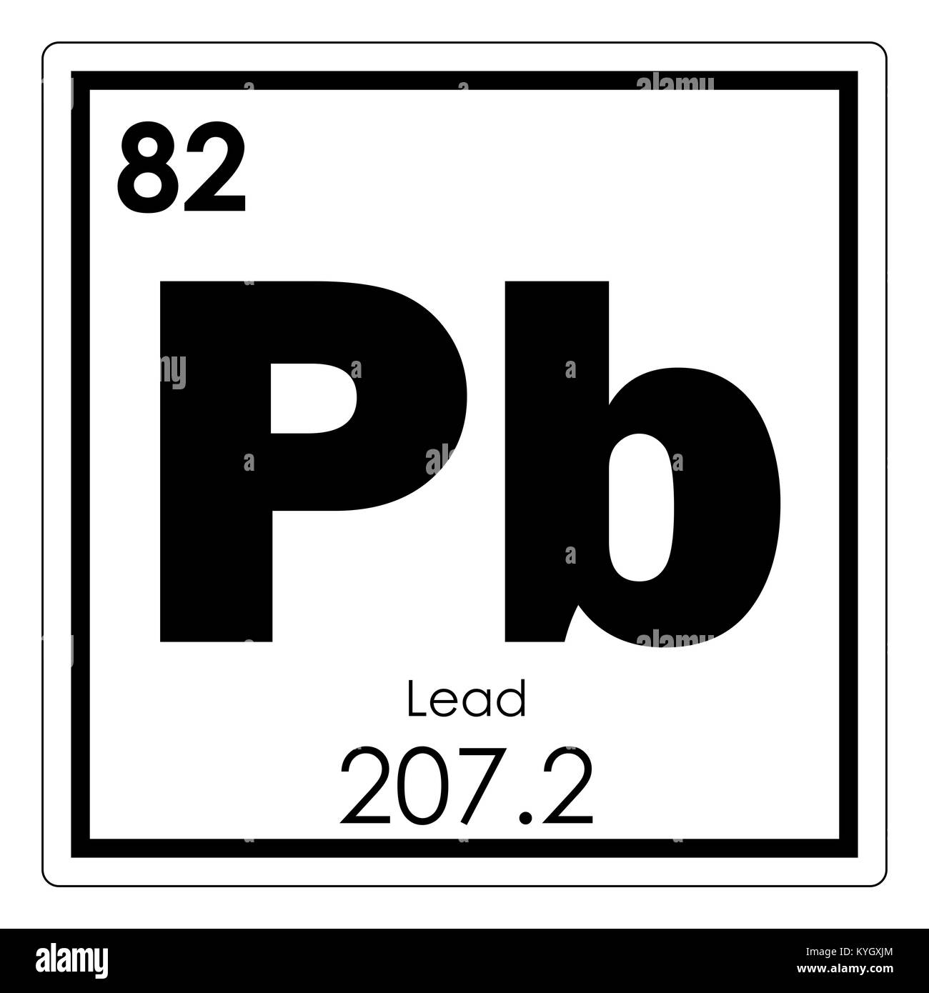 Lead chemical element periodic table science symbol stock photo lead chemical element periodic table science symbol urtaz Images