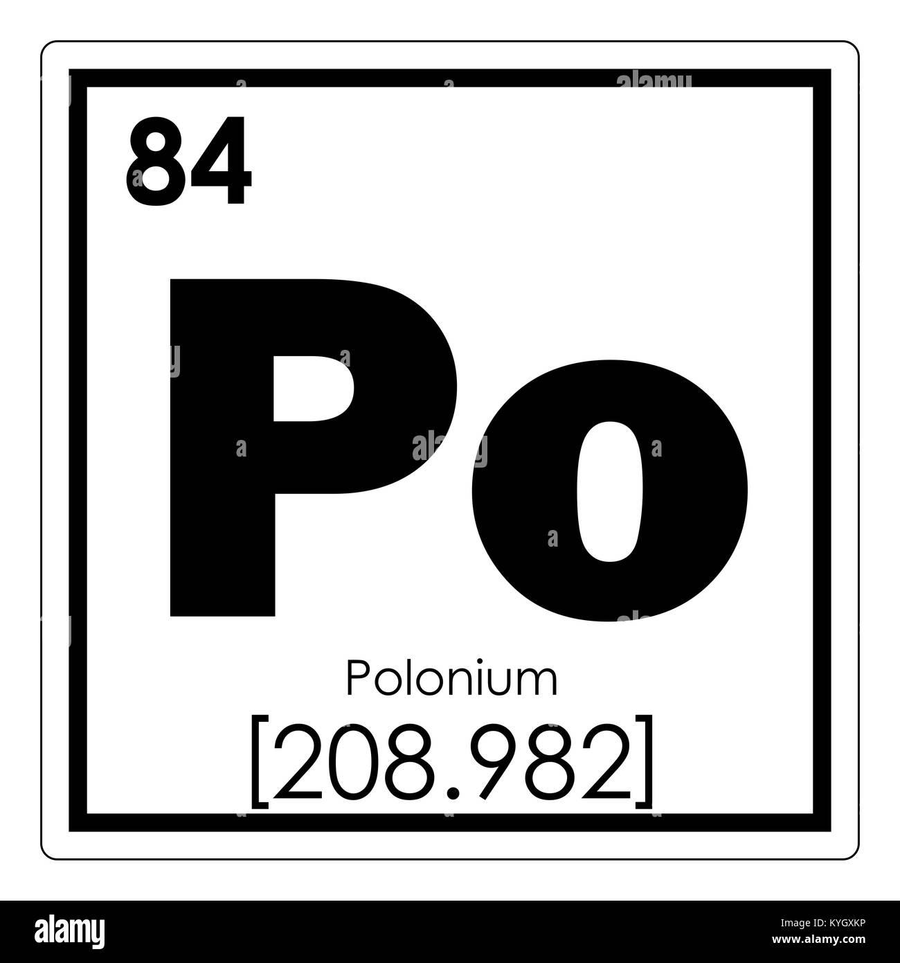 Periodic table symbol cerium choice image periodic table and symbol for polonium images symbol and sign ideas polonium chemical element periodic table science symbol stock urtaz Choice Image