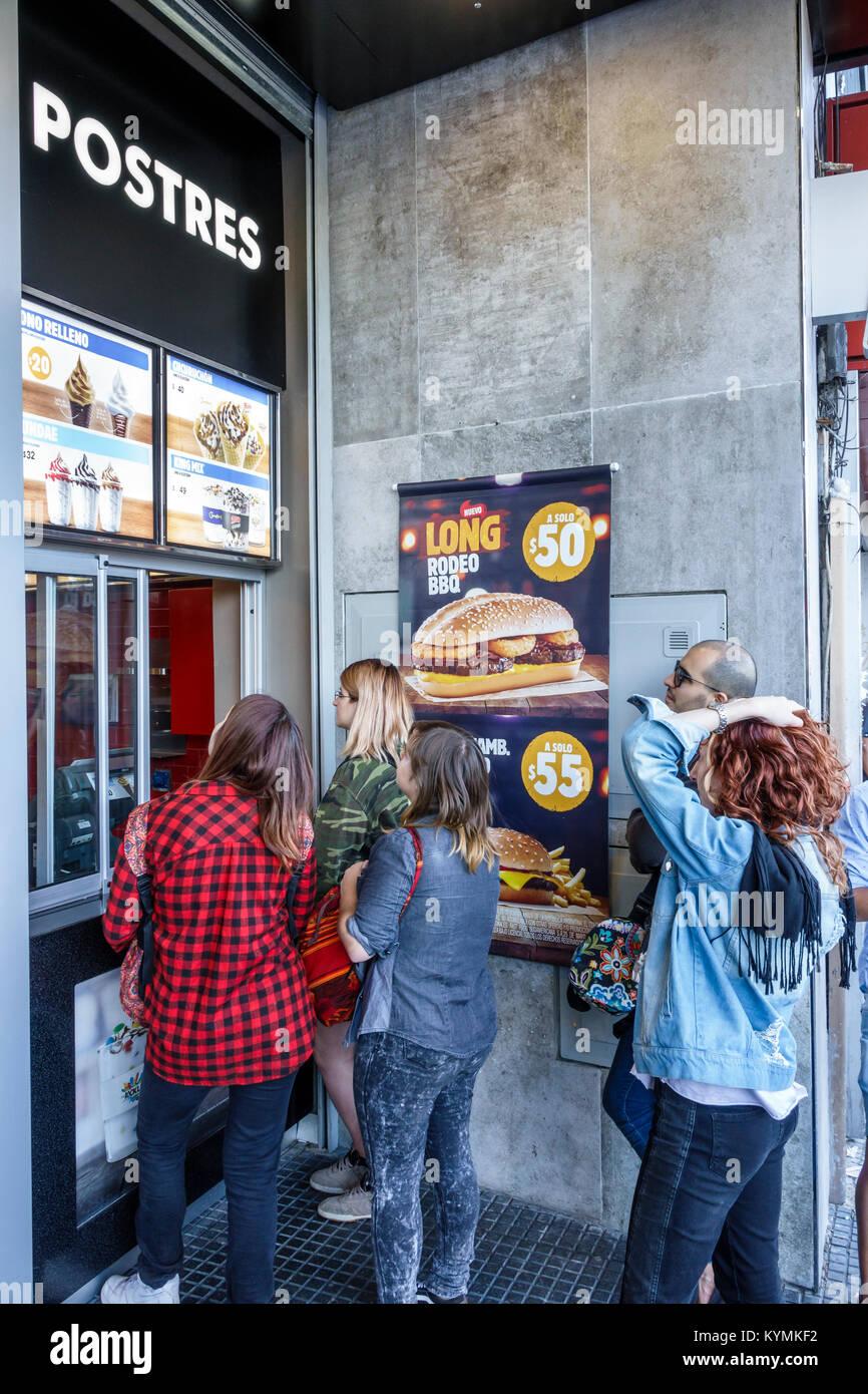 Wendy Fast Food Restaurant Victoria