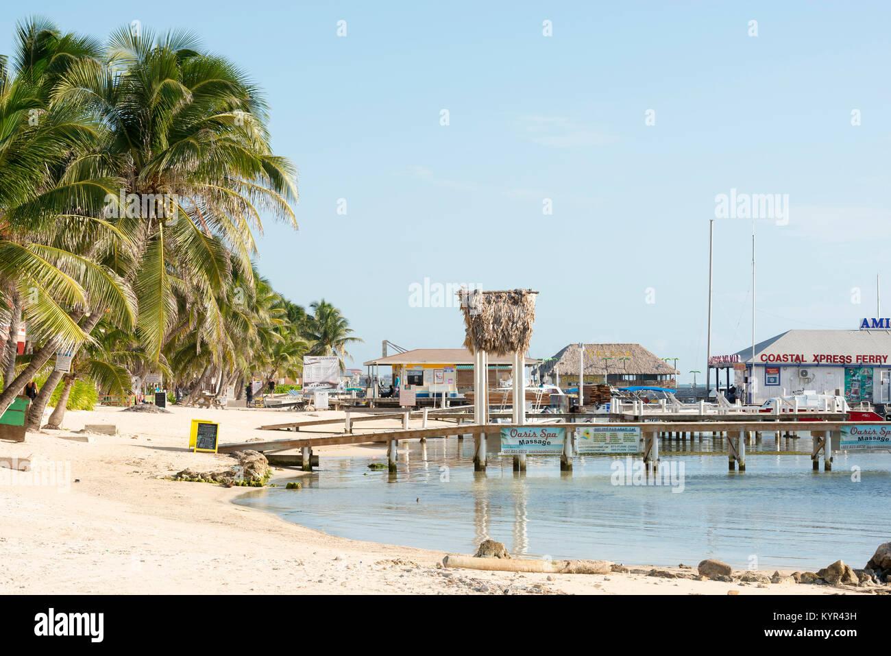 Massage in Belize Stadt