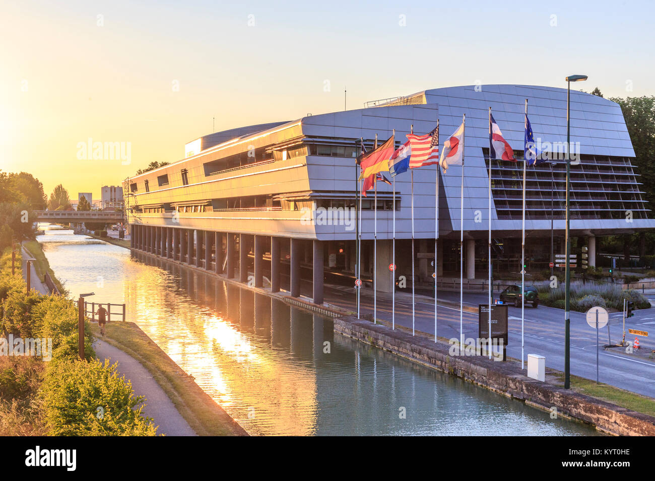 Architecte stock photos architecte stock images alamy for Claude vasconi architecte