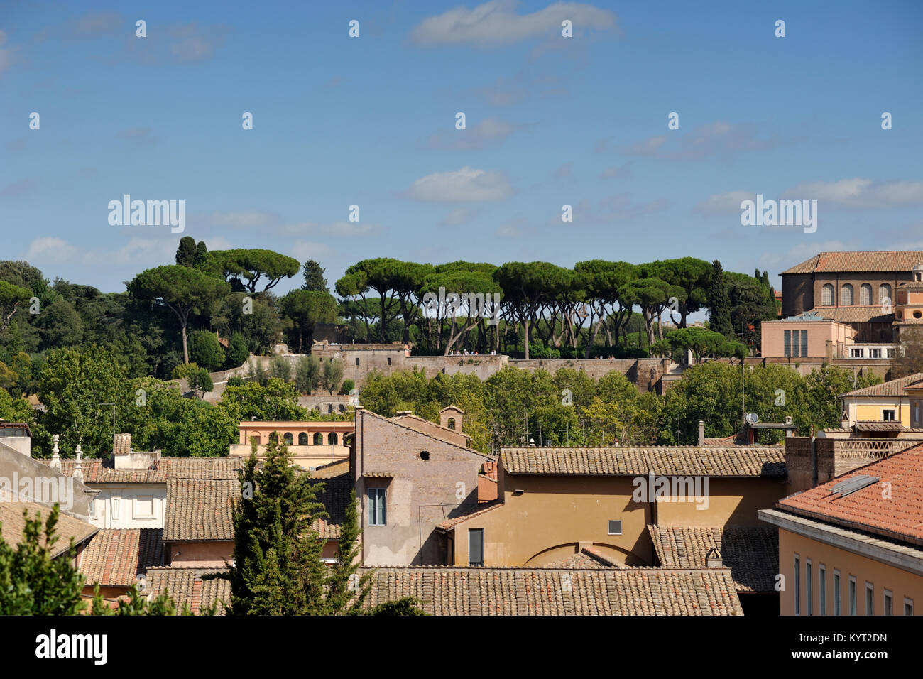 Aventine hill stock photos aventine hill stock images alamy - Hotel giardino degli aranci ...