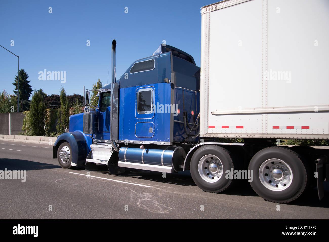 Semi Tractor Accessories : Tractor exhaust stock photos