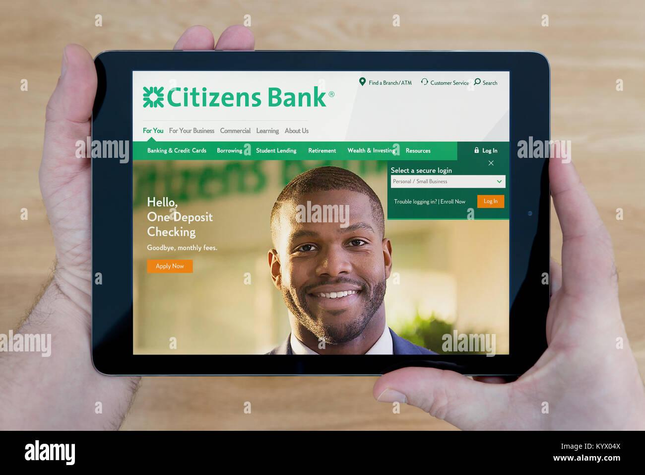 Citizens Bank Not Park Stock Photos & Citizens Bank Not Park Stock ...