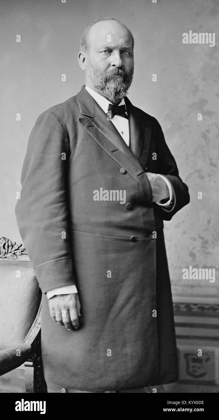 a biography of james abram garfield a president of the united states James abram garfield (november 19, 1831–september 19, 1881) was a major   garfield had the second shortest presidency in us history, after william henry.