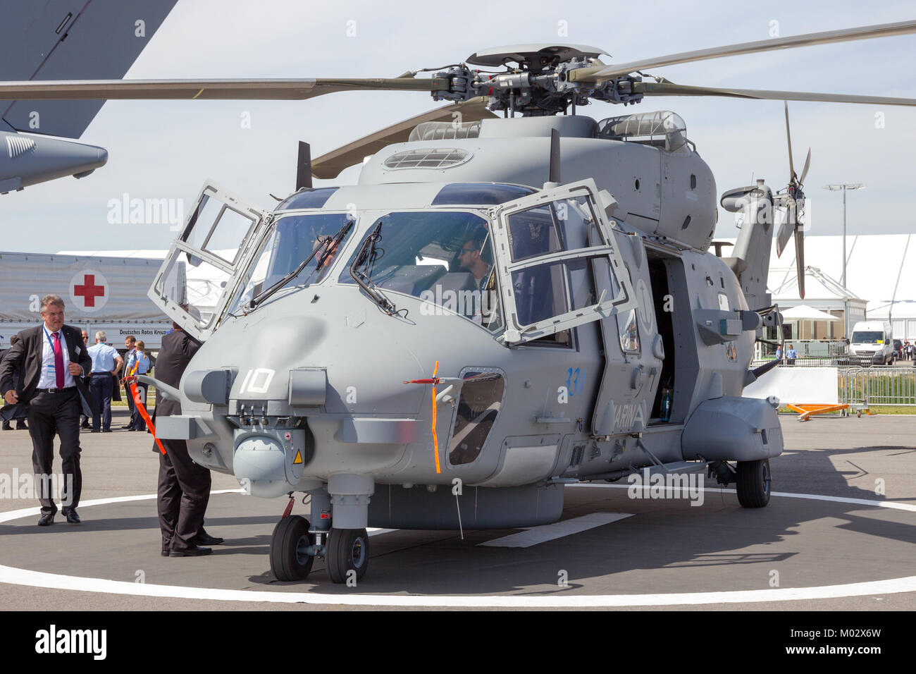 174th ahc 2015 reunion - Berlin Germany May 22 2014 Italian Navy Nh90 Helicopter On Dispay At