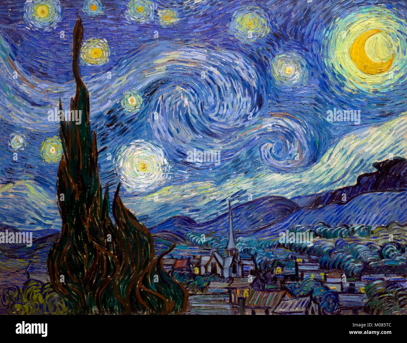 an analysis of the painting starry night by the dutch painter vincent van gogh Analyzing cafe at night painted by vincent van gogh i have chosen to write my  paper on  as for post-impressionist and dutch artist vincent van gogh, nothing  is what was received  [tags: visual arts paintings art van gogh starry night.