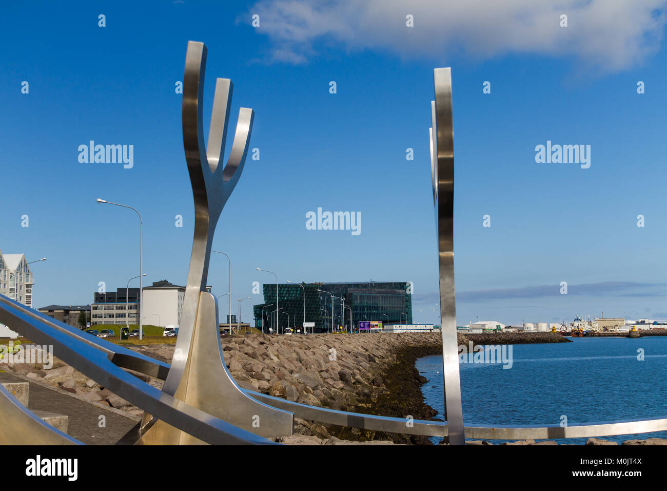 Reykjavík Is The Capital And Largest City Of Iceland It Has A - Iceland latitude