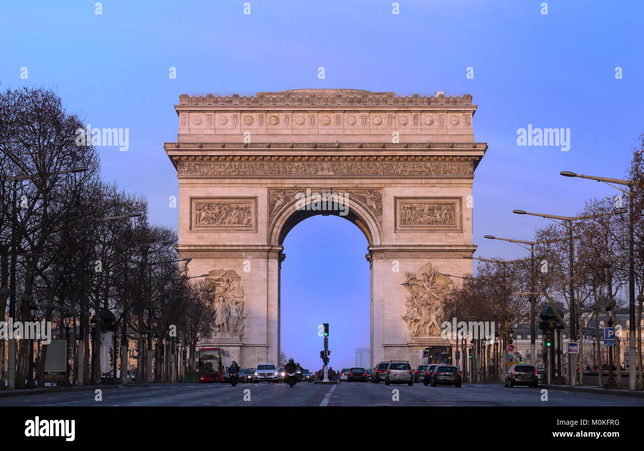 The most famous triumphal arches of the world 16