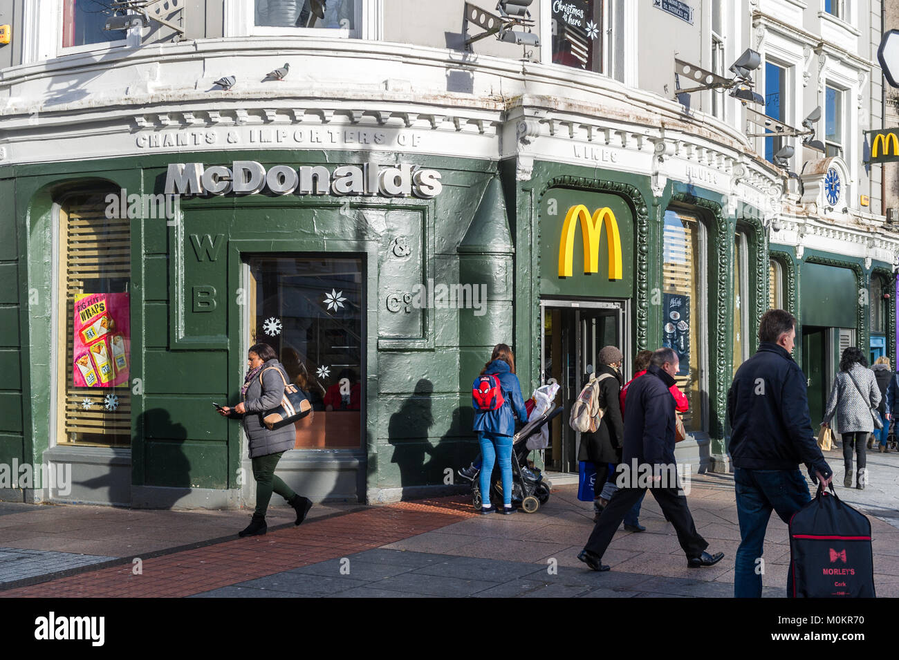 mcdonalds delivery cork