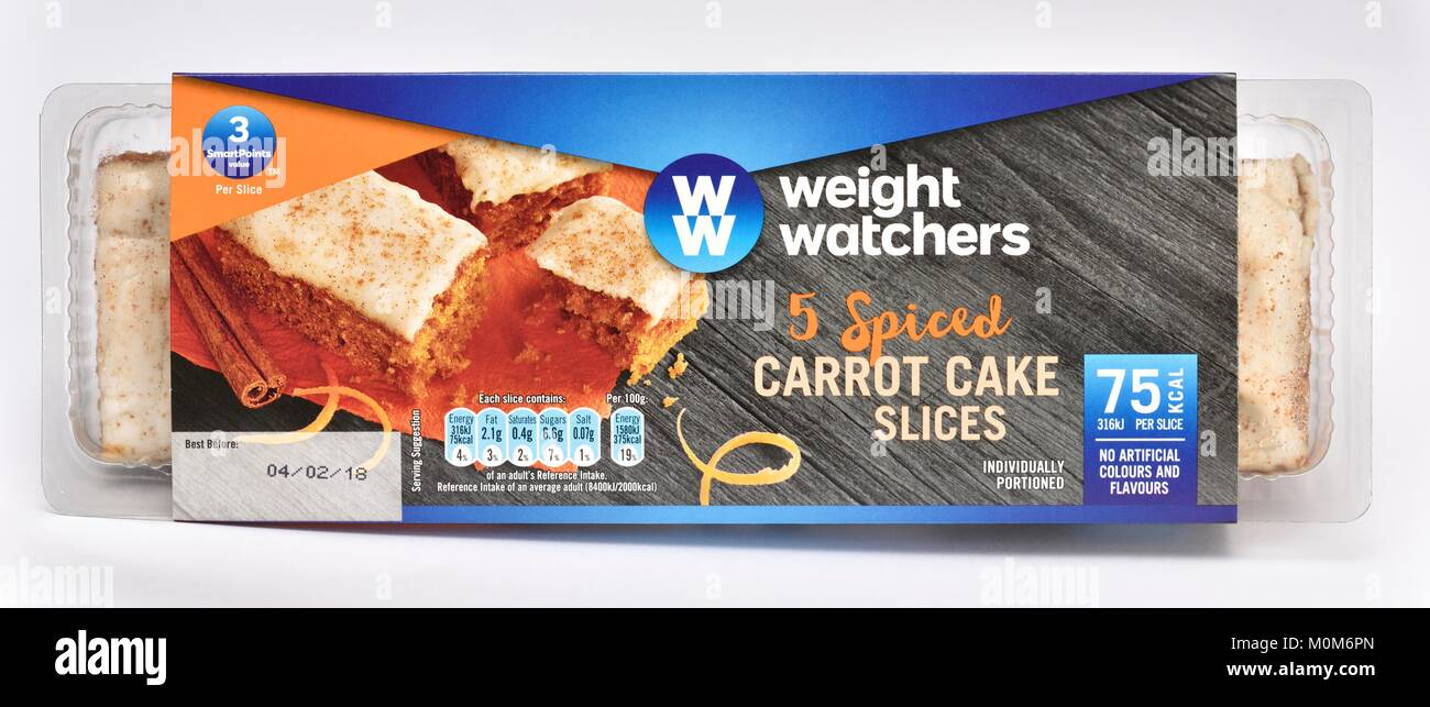 Weight Watchers Points Fruit Cake