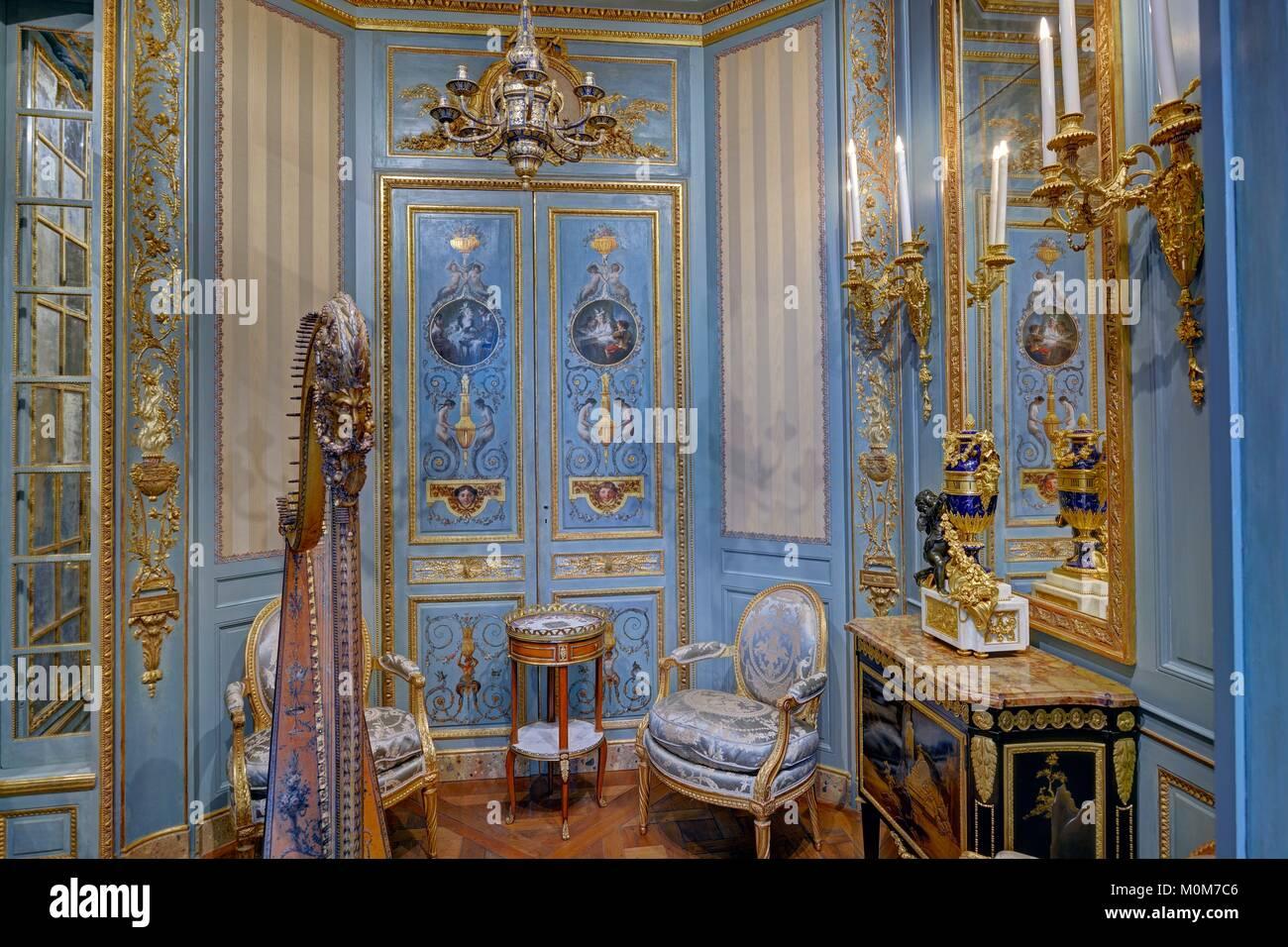 Paris 18th century stock photos paris 18th century stock images alamy - Museum decorative arts paris ...