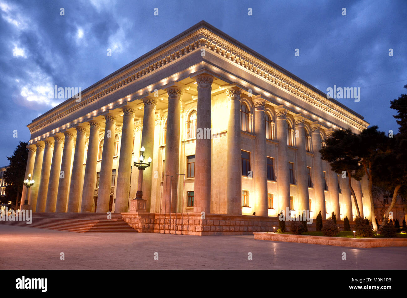 Museum Night: Museum and Exhibition Center of the Trans-Baikal Territory 23
