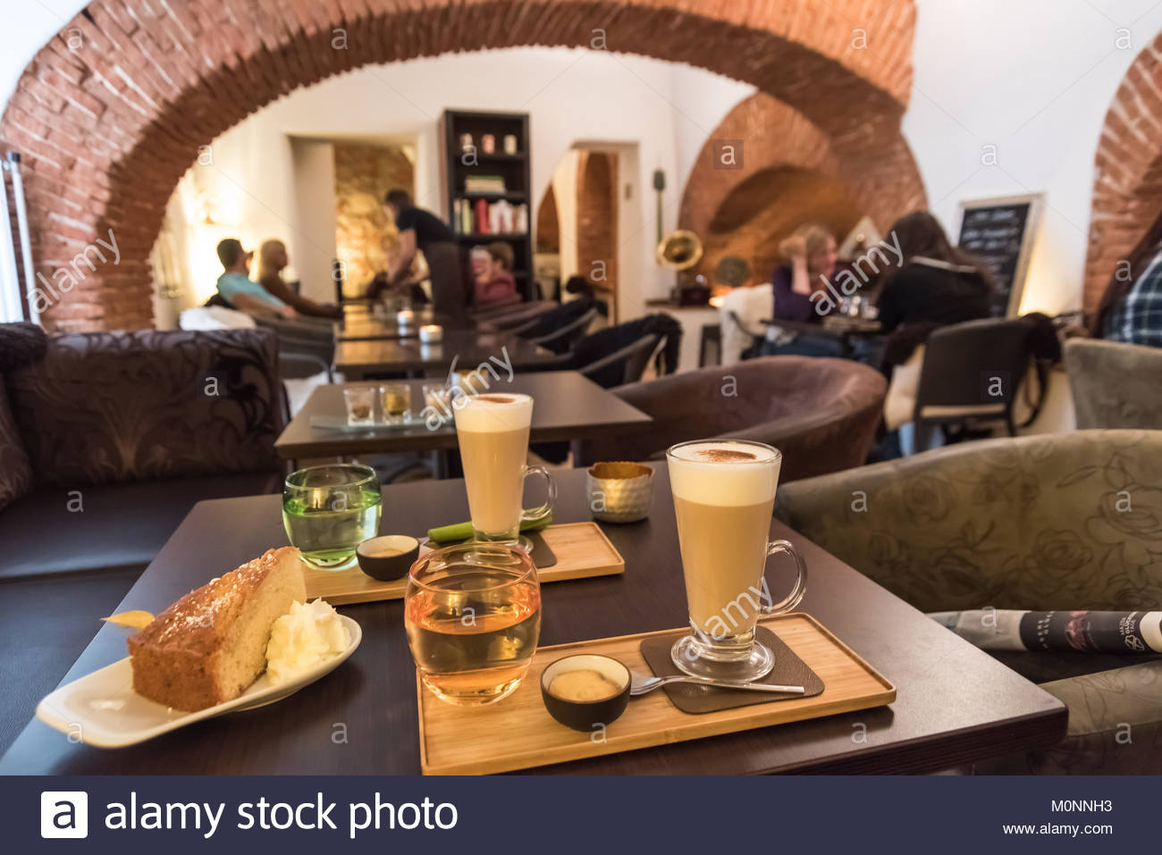 Berlin Cafe Lounge Gemuetlich