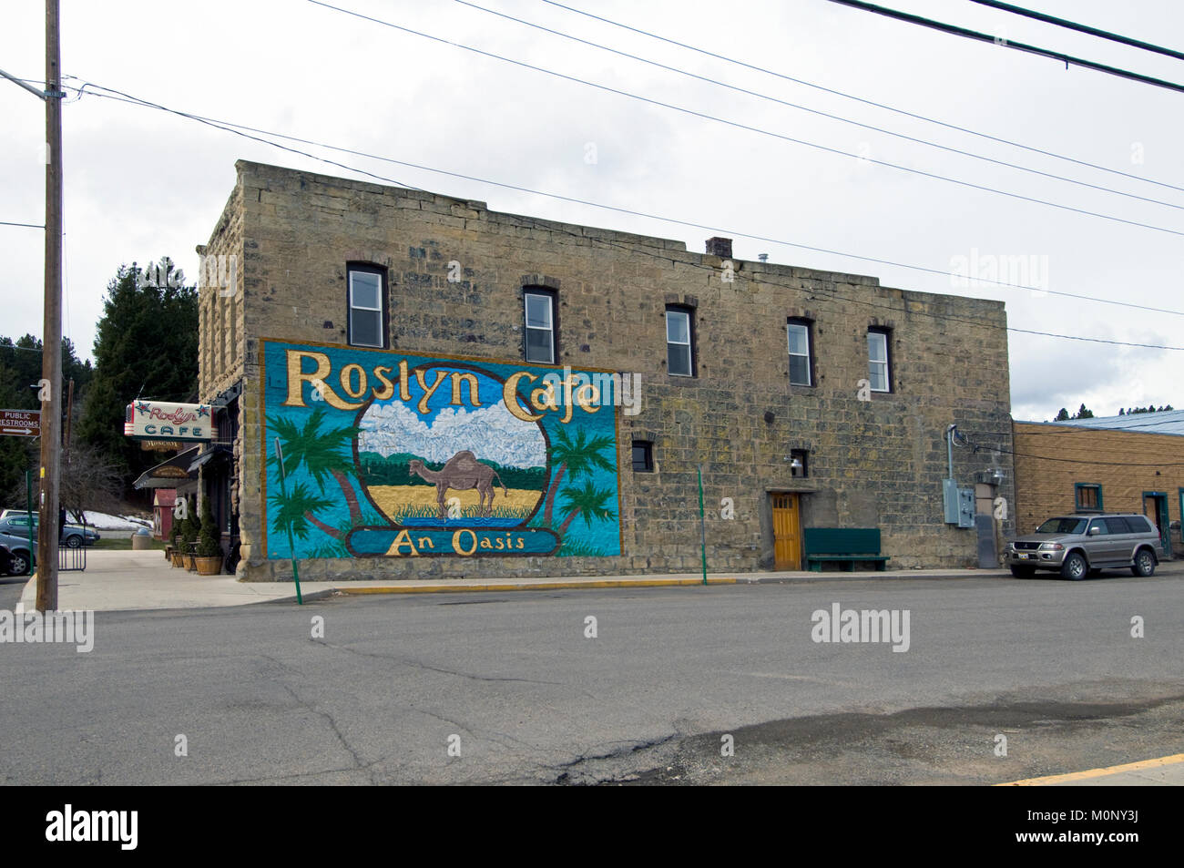 Roslyn Cafe Roslyn Ny