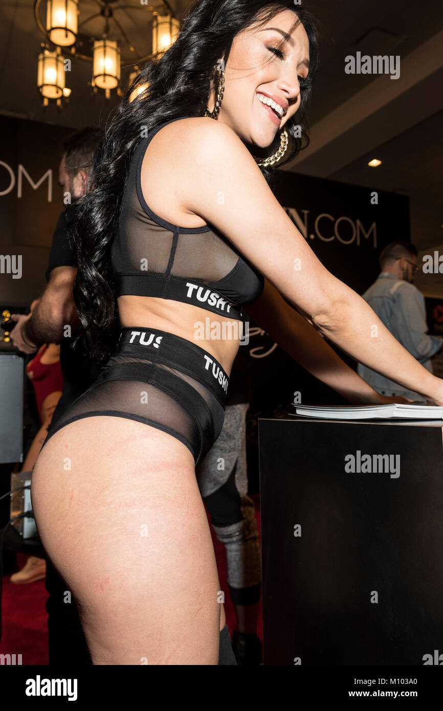Vicki Chase At The 2018 Avn Adult Entertainment Expo At The Hard Rock Hotel Casino In Las Vegas Nevada On January 24 2018