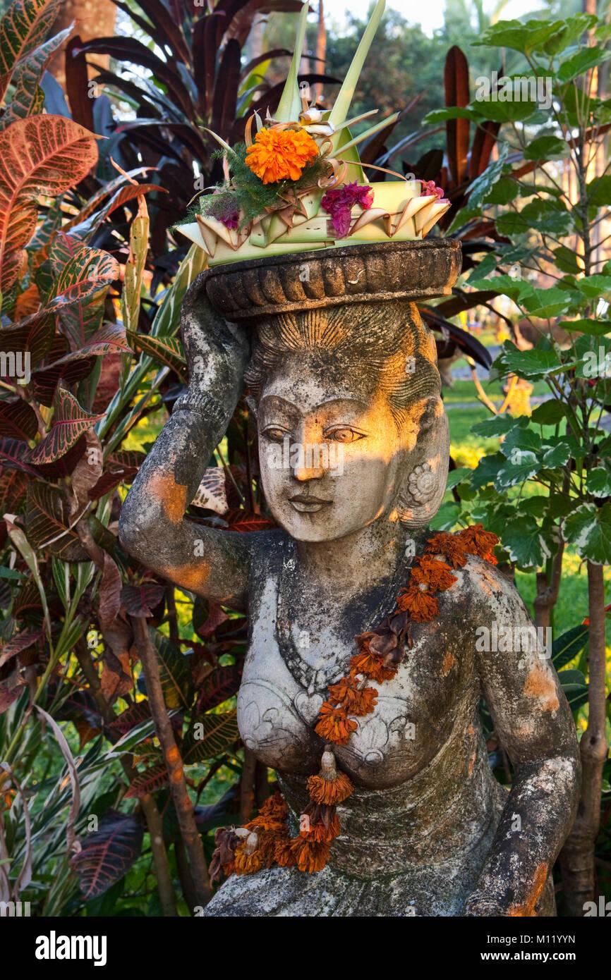 Indonesia, Island Bali, near Tejakula village, Gaia Oasis Resort ...