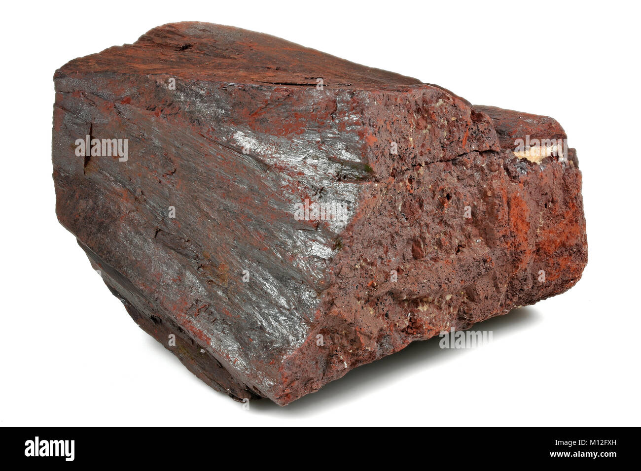 how to find iron ore