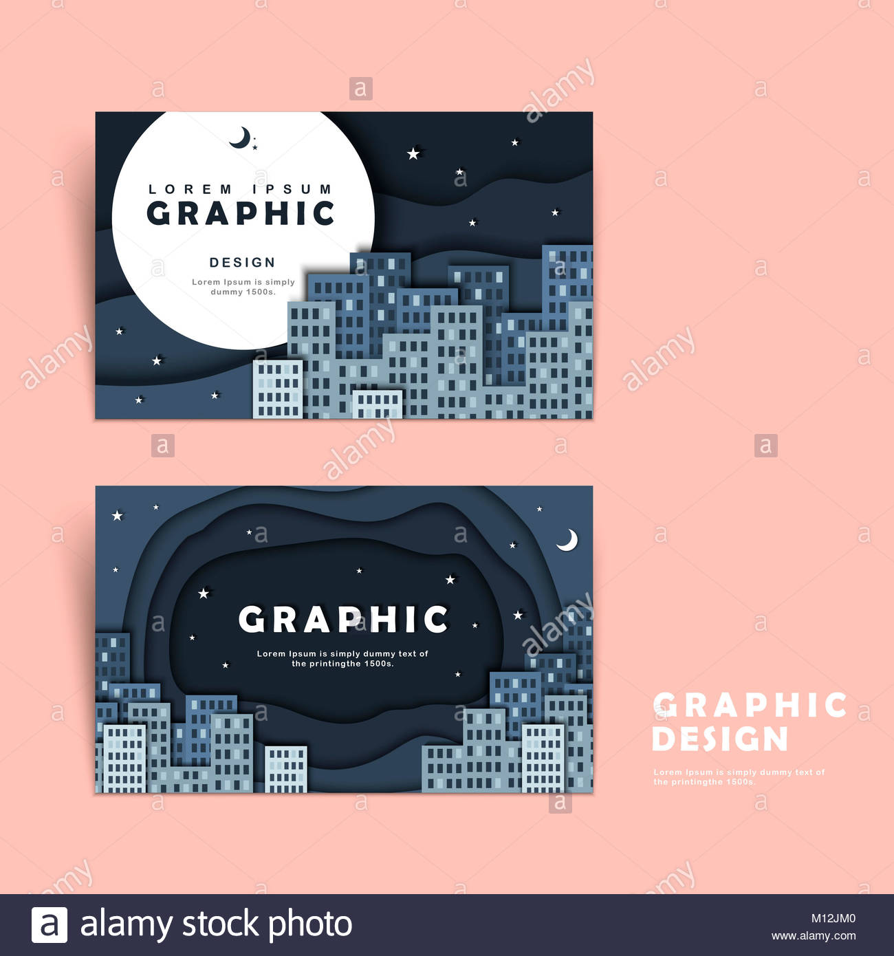 Business card template design with silent but attractive city scene business card template design with silent but attractive city scene ccuart Choice Image