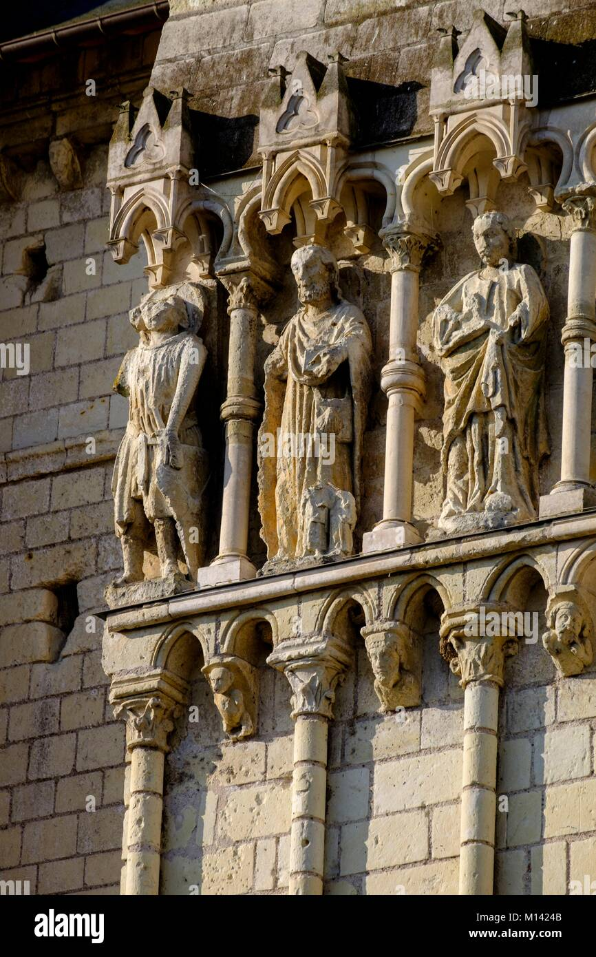 France, Indre et Loire, Loire Valley listed as World Heritage by ...