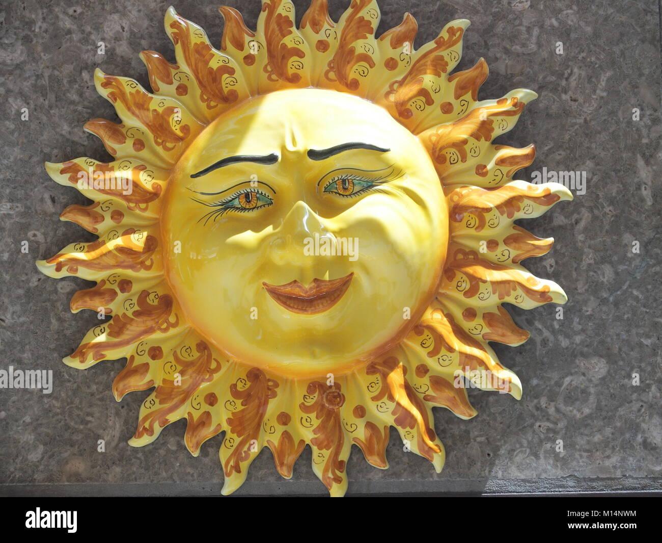 Sun Face Souvenir Stock Photos & Sun Face Souvenir Stock Images ...