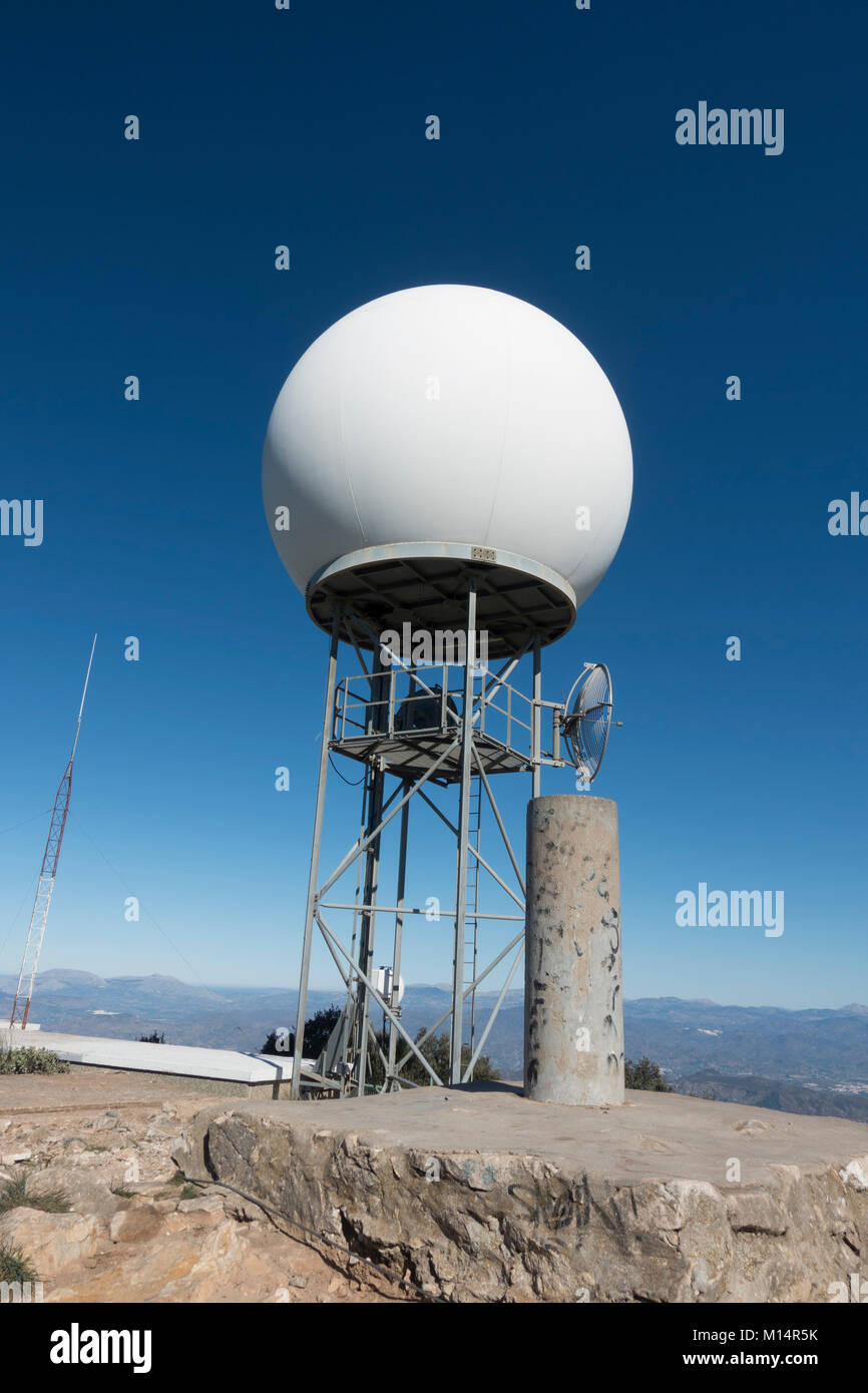 weather radar spain