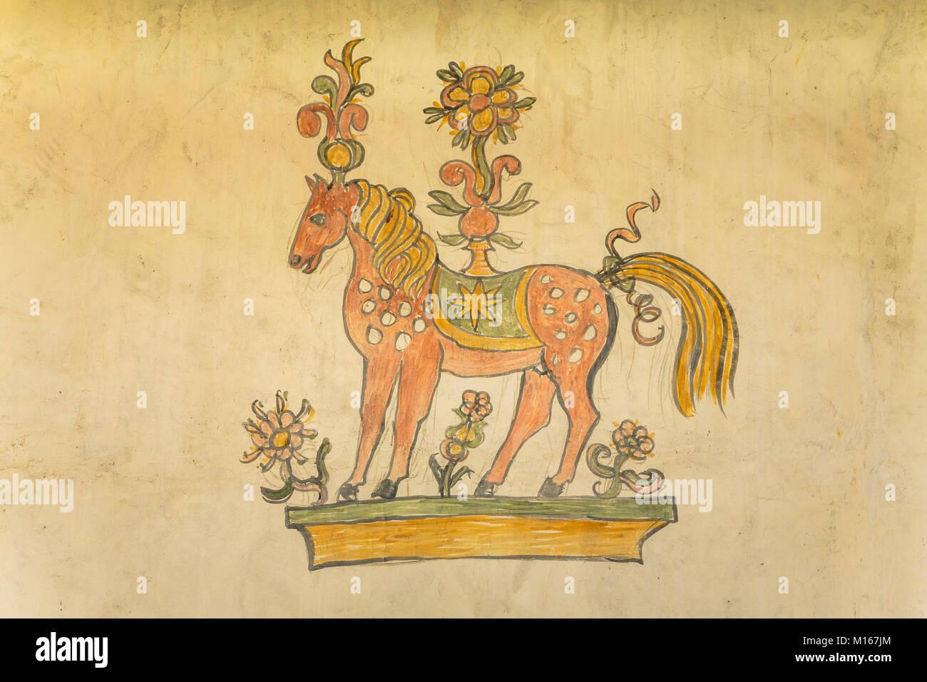 Mural Decor Stock Photos & Mural Decor Stock Images - Alamy