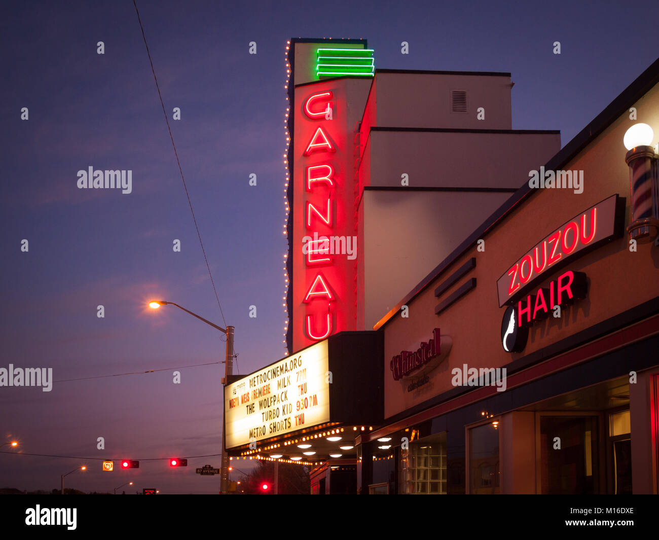 movie theater theatre marquee stock photos movie theater. Black Bedroom Furniture Sets. Home Design Ideas
