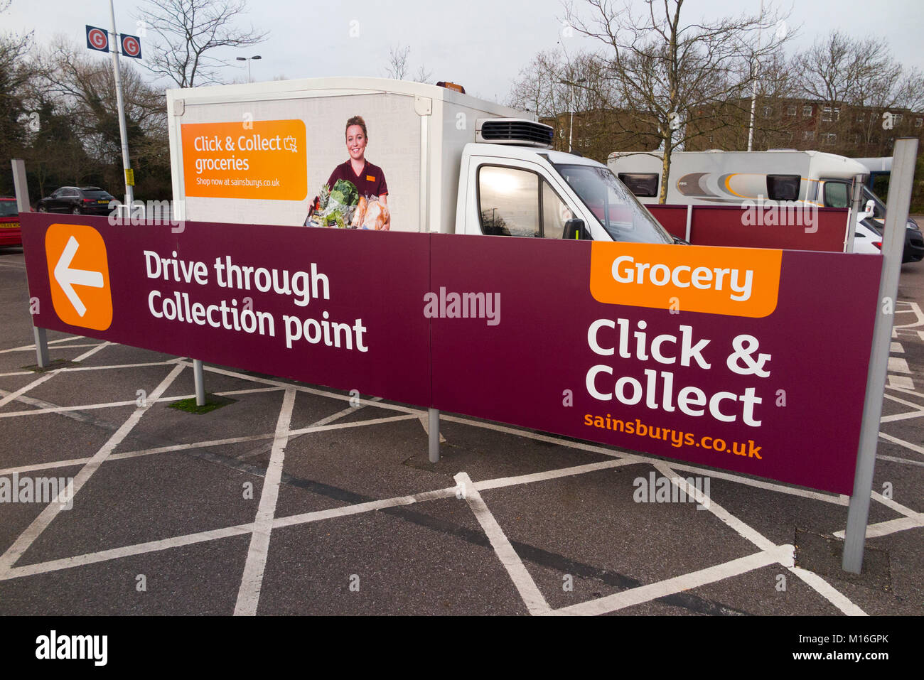 sainsburys shopping stock photos sainsburys shopping stock images alamy. Black Bedroom Furniture Sets. Home Design Ideas