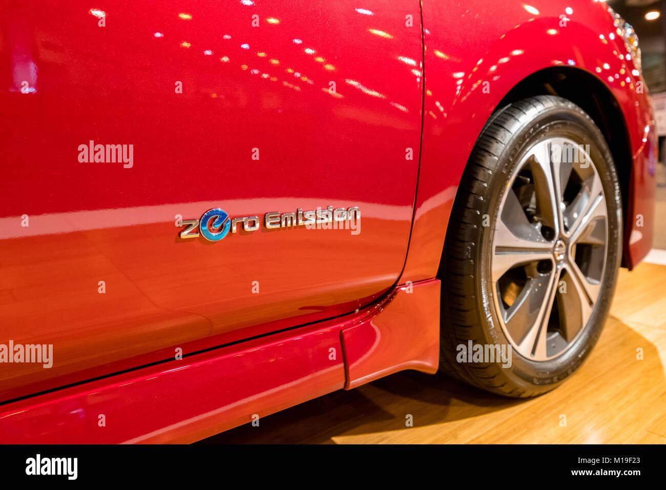 Nissan leaf battery stock photos nissan leaf battery for A m motors houston tx