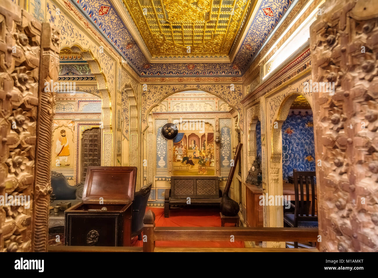 royal palaces india stock photos royal palaces india. Black Bedroom Furniture Sets. Home Design Ideas
