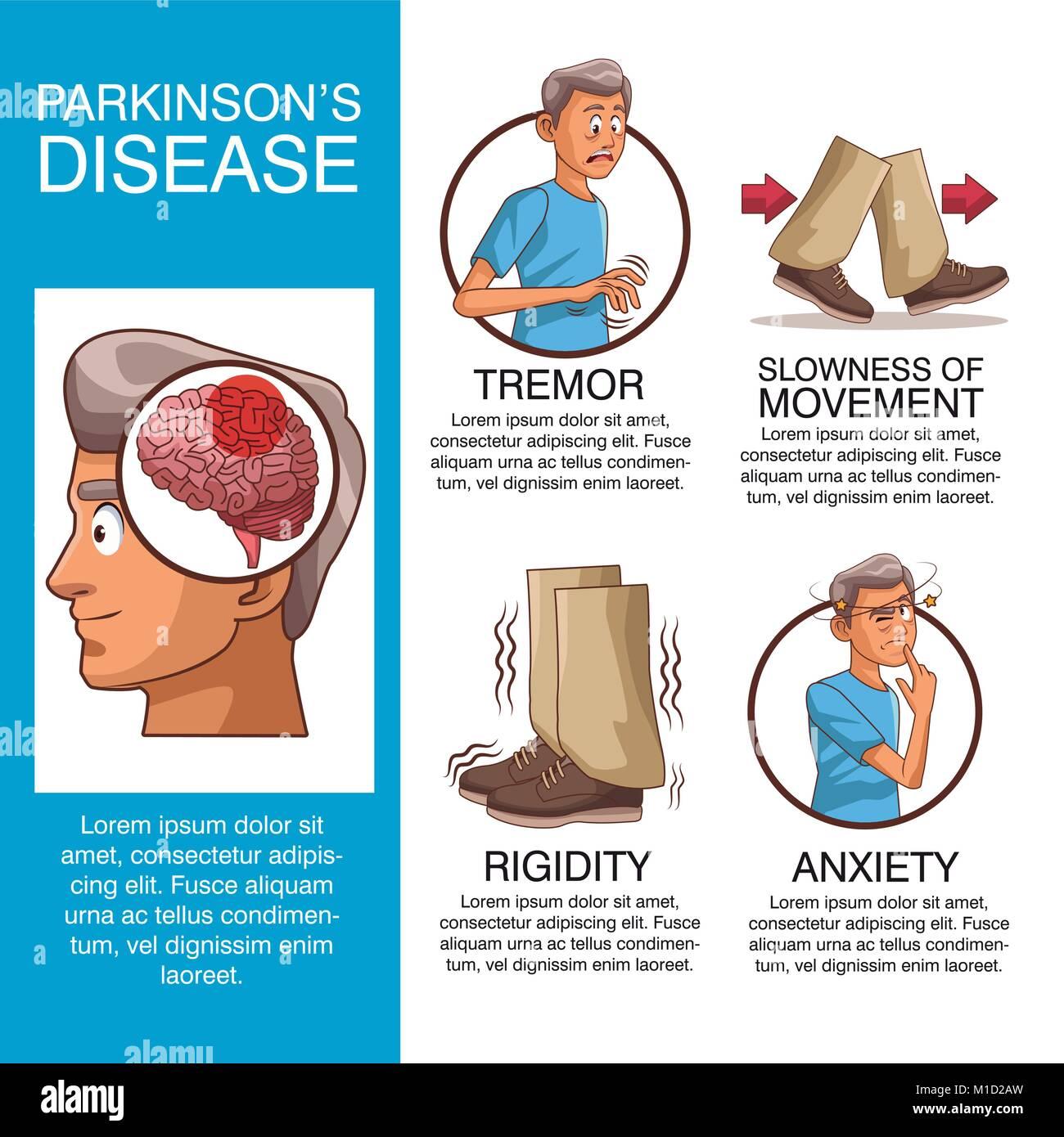 Parkinson: Parkinson's Disease And Brain Stock Photos & Parkinson's