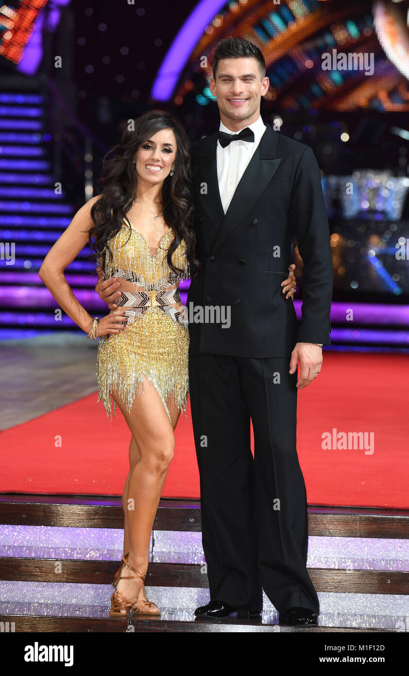 How To Dance: Aljaz and Janette's Expert Tips foto