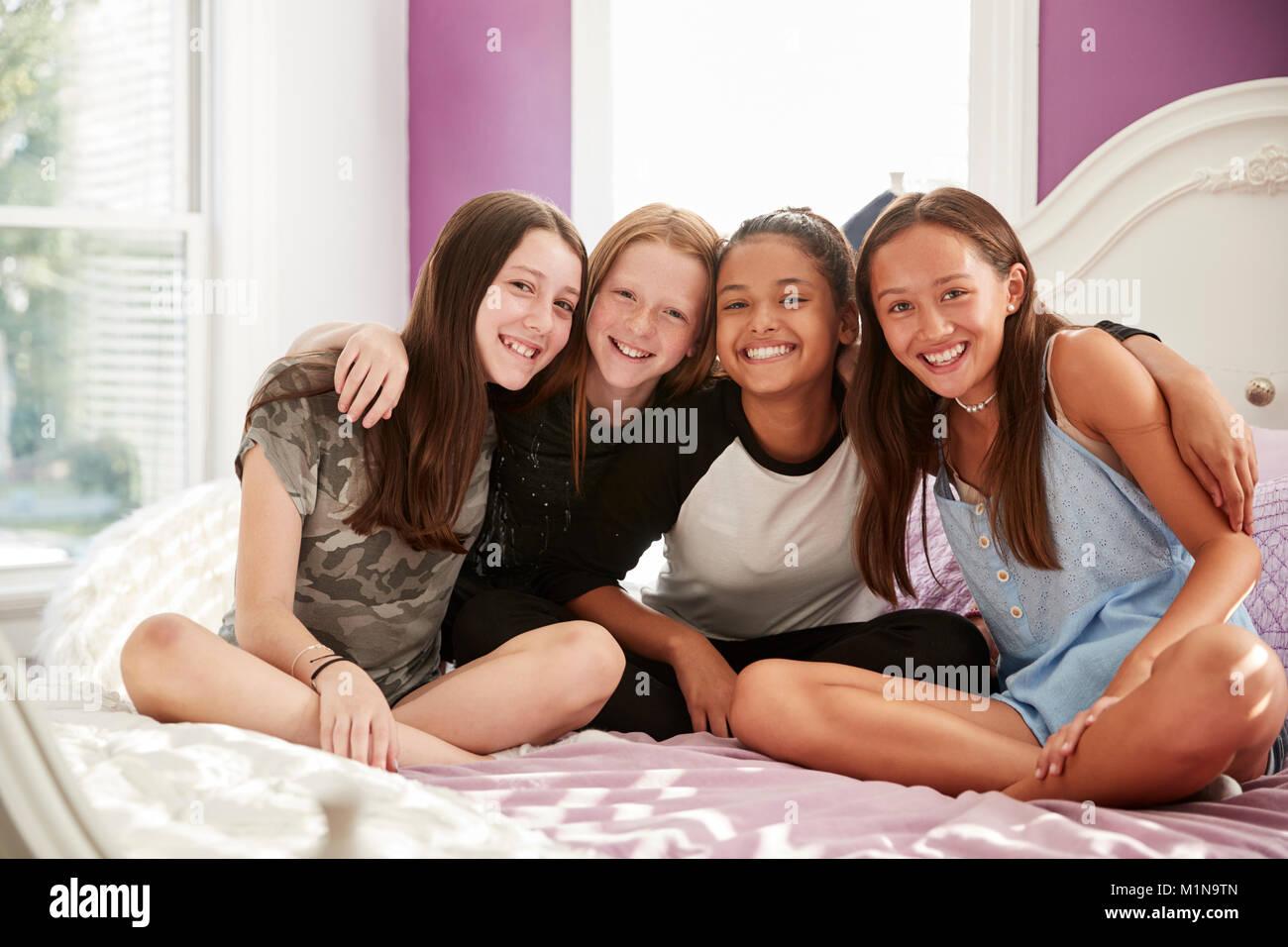 Teen older lesbian video
