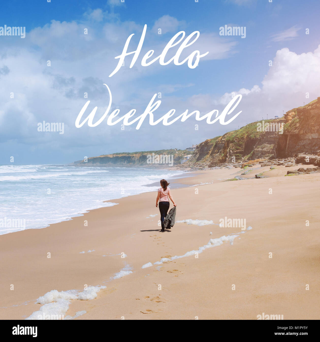 Lonely Weekend Quotes: Lonely Traveler Stock Photos & Lonely Traveler Stock