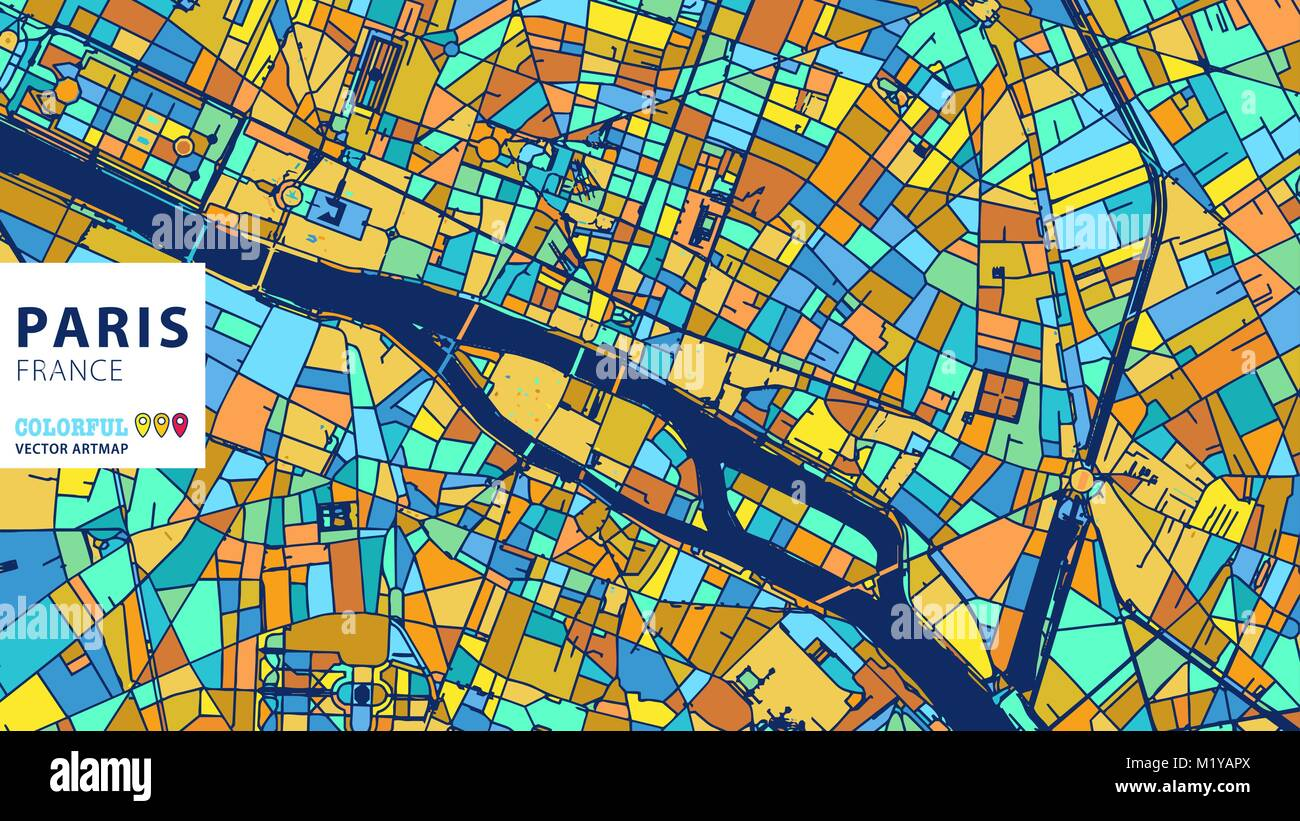 Geography travel france paris streets stock photos for Paris orange card