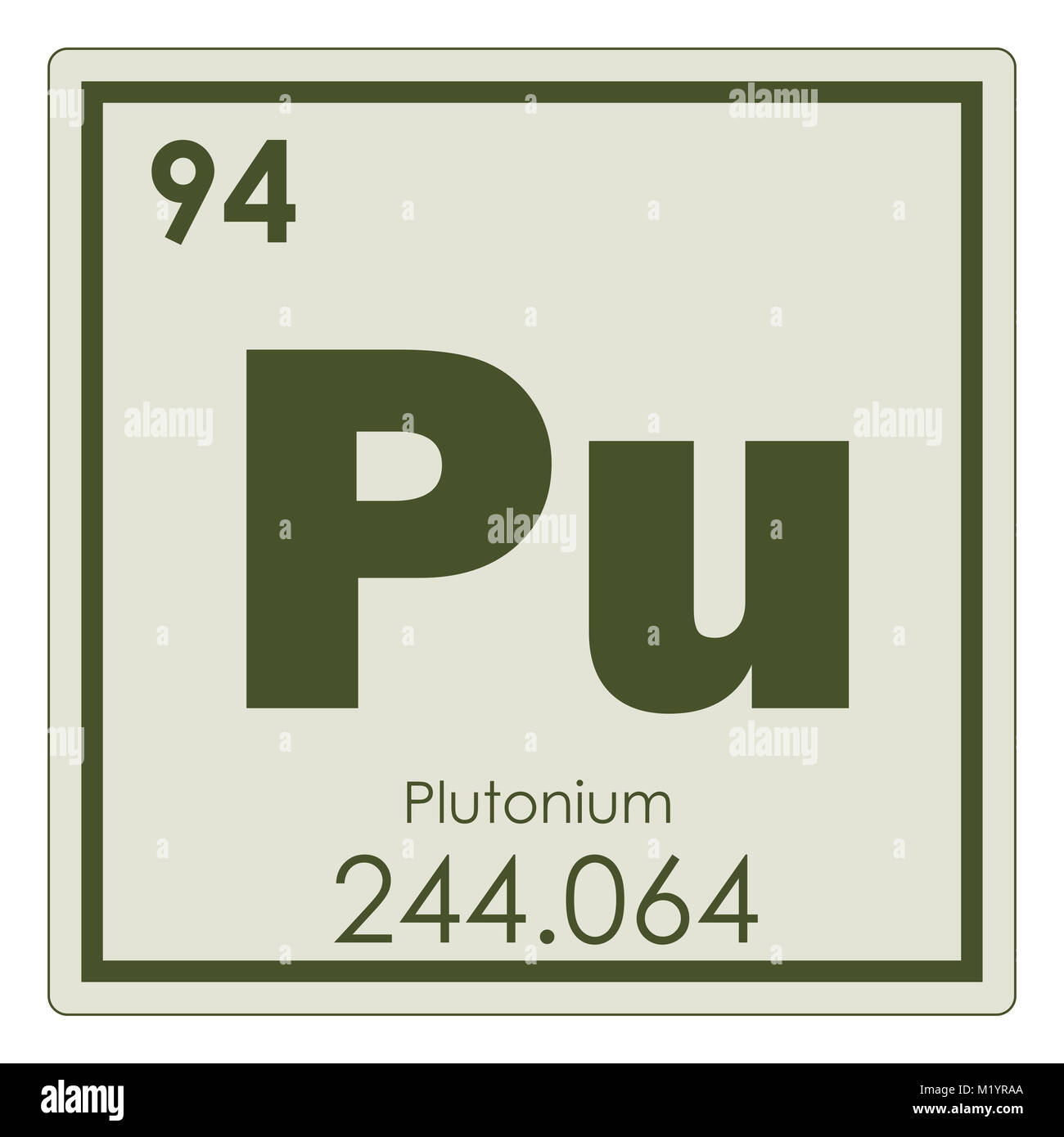 Plutonium chemical element periodic table science symbol stock photo plutonium chemical element periodic table science symbol biocorpaavc Image collections