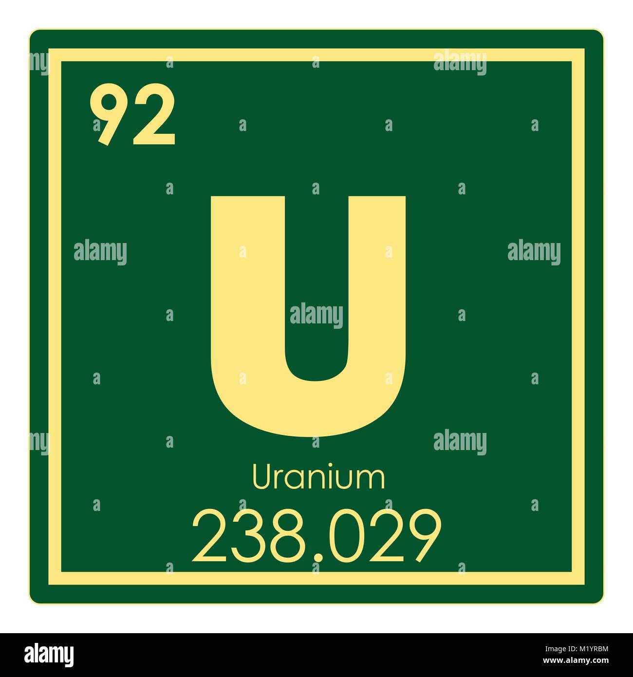 Uranium chemical element periodic table science symbol stock photo uranium chemical element periodic table science symbol urtaz Choice Image