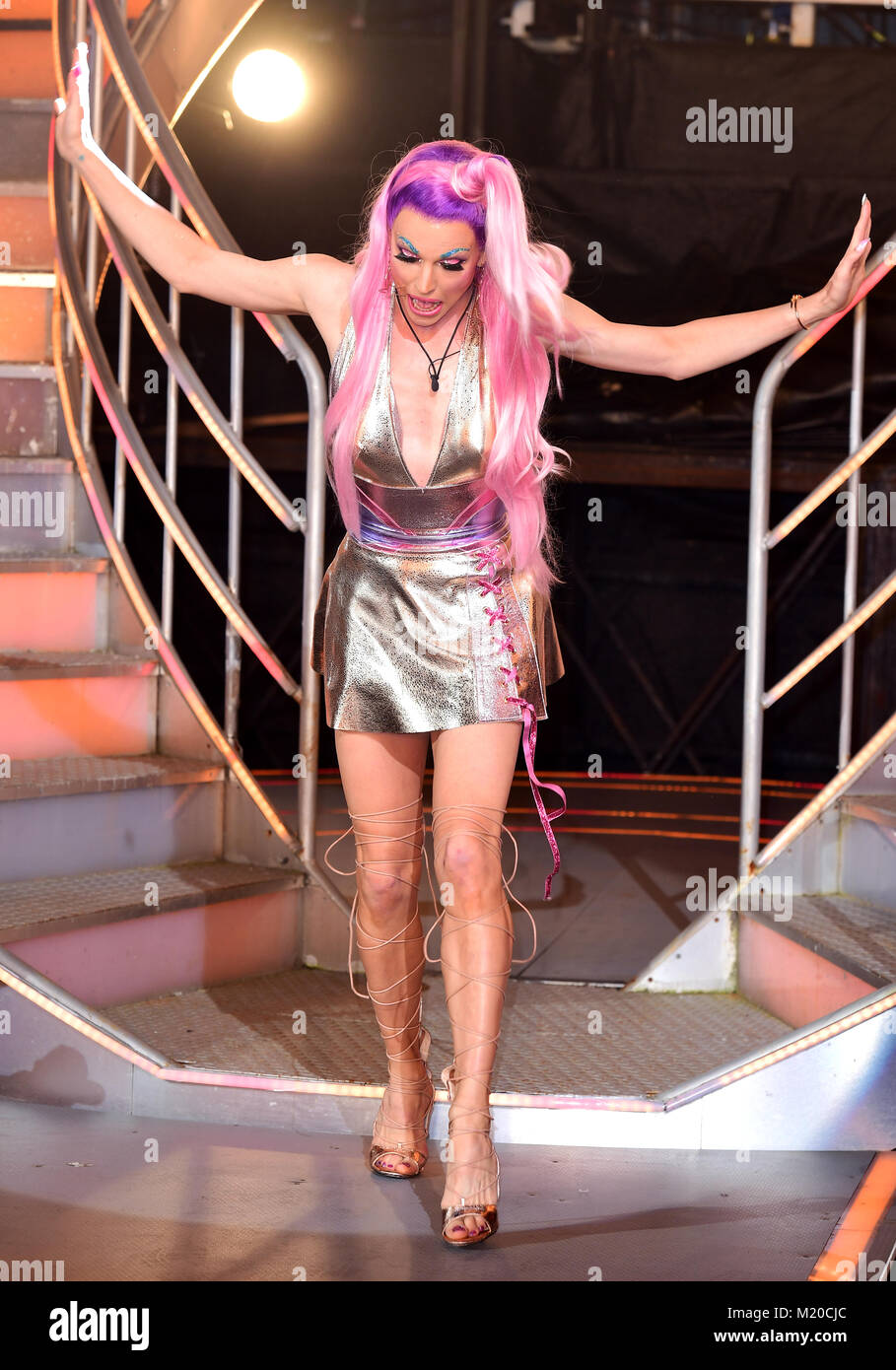Courtney Act Runway
