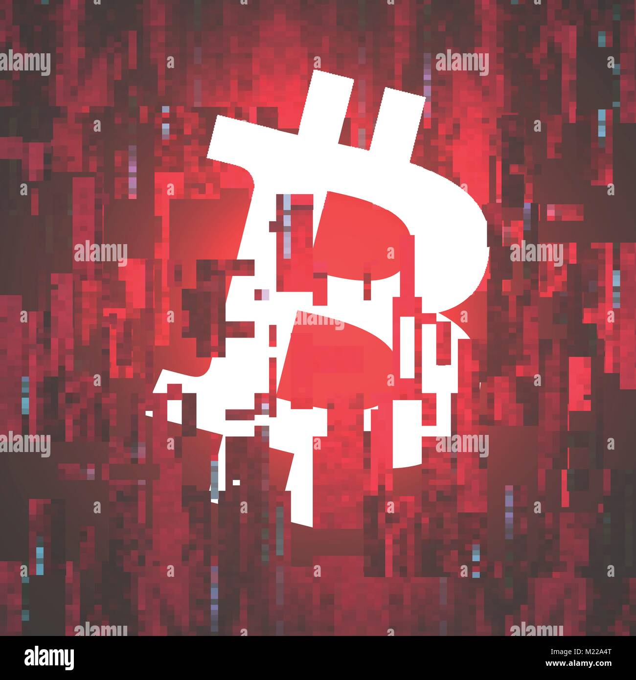 Kwd currency symbol choice image symbol and sign ideas digital currency symbol bitcoin on corrupted pixel background digital currency symbol bitcoin on corrupted pixel background biocorpaavc