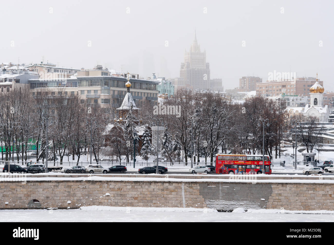 Weather in Moscow and region in February 2017 70