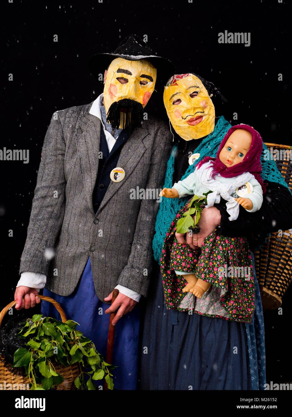 pagan characters