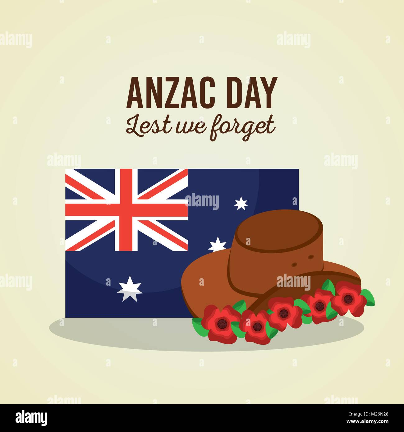 We Are Columbine Day Of Service Marks 19th Anniversary Of: World War One Anzac Australian Stock Photos & World War