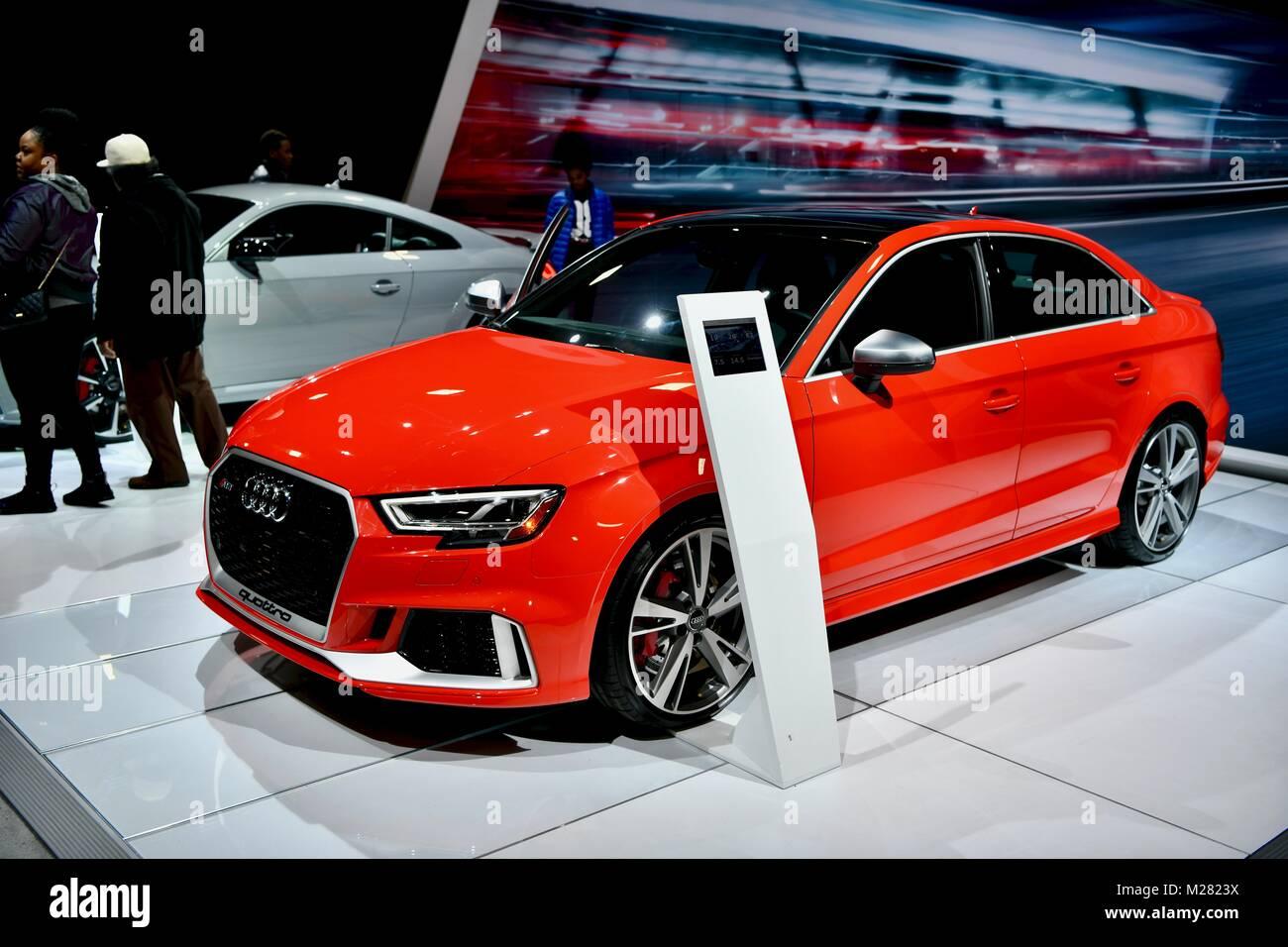 Audi Quattro At The Washington Auto Show Washington DC - Washington car show discount tickets