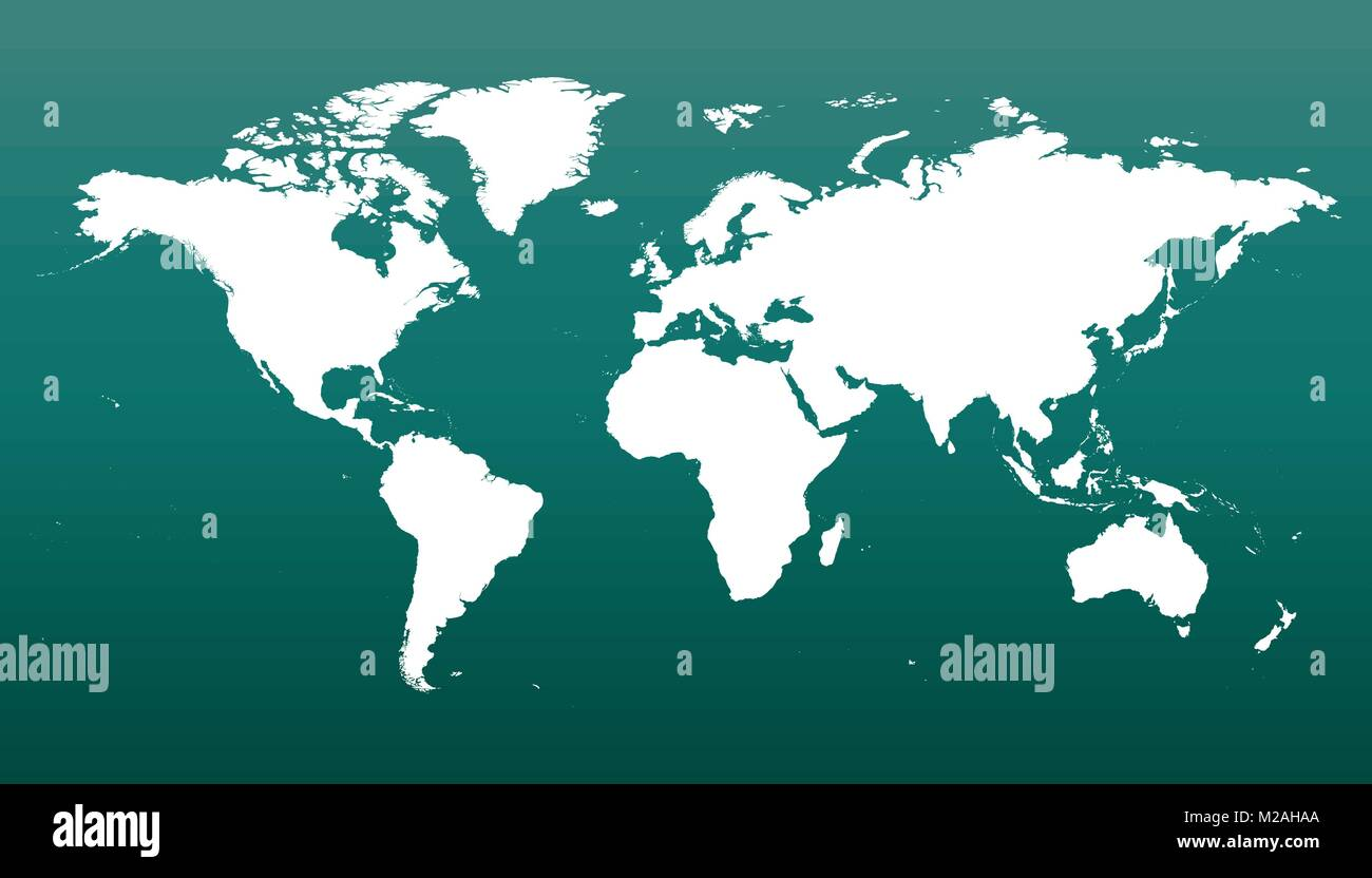 Colorful political world map on green background world map vector colorful political world map on green background world map vector template for website infographics design flat earth world map illustration gumiabroncs Gallery
