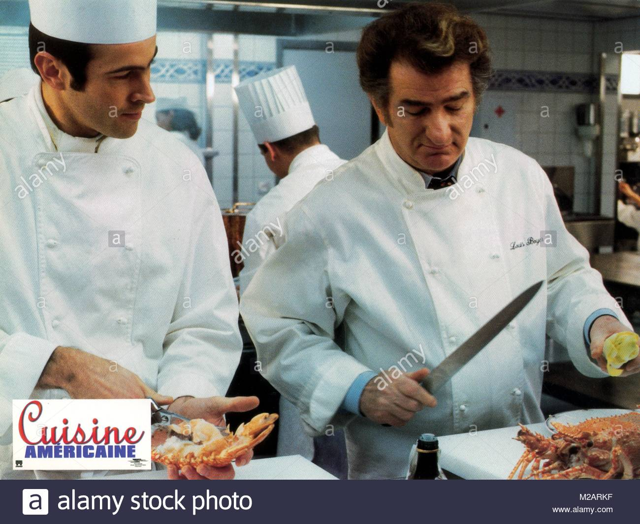 Eddy mitchell director stock photos eddy mitchell - Cuisine americaine film ...